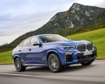 2020 BMW X6 M50i Front Three-Quarter Wallpapers 150x120 (1)