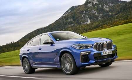 2020 BMW X6 Wallpapers HD