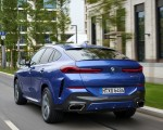 2020 BMW X6 M50i Rear Three-Quarter Wallpapers 150x120 (25)