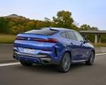 2020 BMW X6 M50i Rear Three-Quarter Wallpapers 150x120 (14)