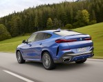 2020 BMW X6 M50i Rear Three-Quarter Wallpapers 150x120 (6)