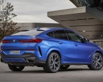 2020 BMW X6 M50i Rear Three-Quarter Wallpapers 150x120 (36)