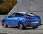 2020 BMW X6 M50i Rear Three-Quarter Wallpapers 150x120 (37)