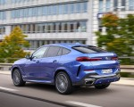 2020 BMW X6 M50i Rear Three-Quarter Wallpapers 150x120 (26)