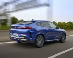 2020 BMW X6 M50i Rear Three-Quarter Wallpapers 150x120 (16)