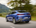2020 BMW X6 M50i Rear Three-Quarter Wallpapers 150x120 (7)