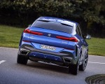 2020 BMW X6 M50i Rear Wallpapers 150x120 (17)
