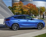 2020 BMW X6 M50i Side Wallpapers 150x120 (49)