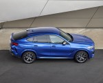 2020 BMW X6 M50i Side Wallpapers 150x120 (38)