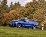 2020 BMW X6 M50i Side Wallpapers 150x120 (27)