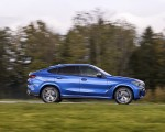 2020 BMW X6 M50i Side Wallpapers 150x120 (29)