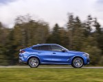 2020 BMW X6 M50i Side Wallpapers 150x120 (30)