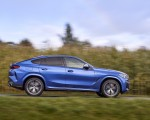2020 BMW X6 M50i Side Wallpapers 150x120 (31)