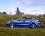 2020 BMW X6 M50i Side Wallpapers 150x120 (32)