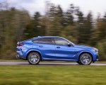 2020 BMW X6 M50i Side Wallpapers 150x120 (33)