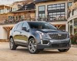 2020 Cadillac XT5 Premium Luxury Front Three-Quarter Wallpapers 150x120 (2)