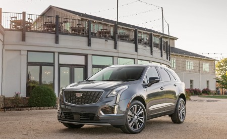 2020 Cadillac XT5 Wallpapers HD