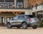 2020 Cadillac XT5 Premium Luxury Rear Three-Quarter Wallpapers 150x120 (3)
