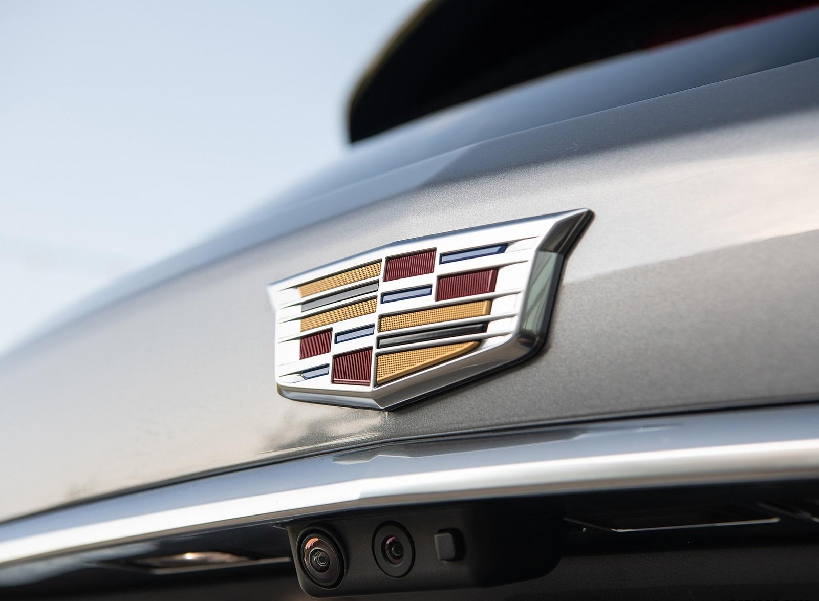 2020 Cadillac XT5 Sport Badge Wallpapers (10)