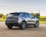 2020 Cadillac XT5 Sport Rear Three-Quarter Wallpapers 150x120 (8)