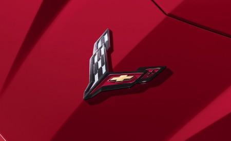 2020 Chevrolet Corvette C8 Stingray Badge Wallpapers 450x275 (128)