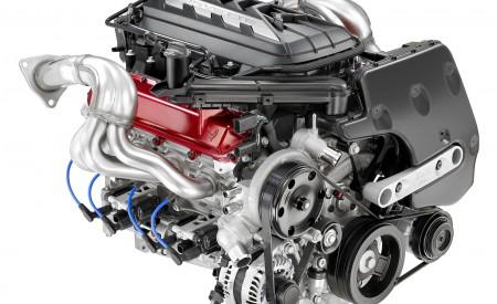 2020 Chevrolet Corvette C8 Stingray Engine Wallpapers 450x275 (164)