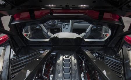 2020 Chevrolet Corvette C8 Stingray Engine Wallpapers 450x275 (141)
