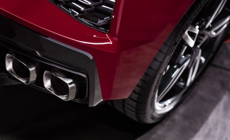 2020 Chevrolet Corvette C8 Stingray Exhaust Wallpapers 450x275 (131)