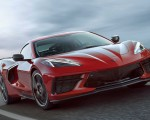 2020 Chevrolet Corvette C8 Stingray Front Three-Quarter Wallpapers 150x120 (3)