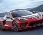 2020 Chevrolet Corvette C8 Stingray Front Three-Quarter Wallpapers 150x120 (2)