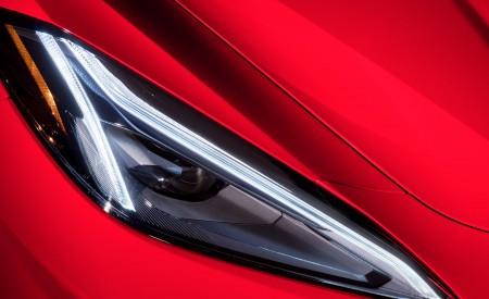 2020 Chevrolet Corvette C8 Stingray Headlight Wallpapers 450x275 (132)