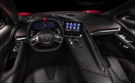 2020 Chevrolet Corvette C8 Stingray Interior Cockpit Wallpapers 450x275 (147)