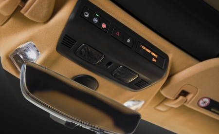 2020 Chevrolet Corvette C8 Stingray Interior Detail Wallpapers 450x275 (155)