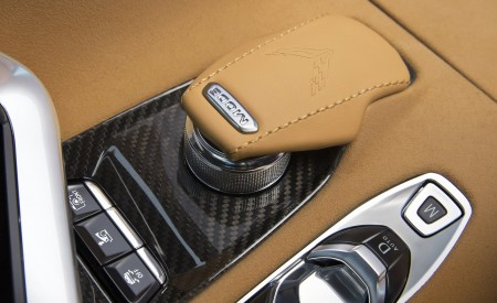 2020 Chevrolet Corvette C8 Stingray Interior Detail Wallpapers 450x275 (143)
