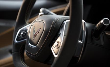 2020 Chevrolet Corvette C8 Stingray Interior Steering Wheel Wallpapers 450x275 (142)