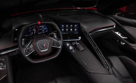 2020 Chevrolet Corvette C8 Stingray Interior Wallpapers 450x275 (149)