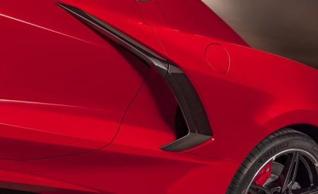 2020 Chevrolet Corvette C8 Stingray Side Vent Wallpapers 450x275 (134)