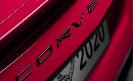 2020 Chevrolet Corvette C8 Stingray Spoiler Wallpapers 450x275 (135)