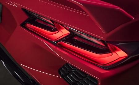 2020 Chevrolet Corvette C8 Stingray Tail Light Wallpapers 450x275 (136)