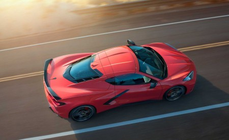 2020 Chevrolet Corvette C8 Stingray Wallpapers HD