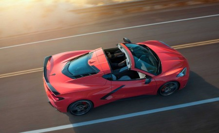 2020 Chevrolet Corvette C8 Stingray Top Wallpapers 450x275 (109)