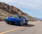 2020 Chevrolet Corvette Stingray (Color: Elkhart Lake Blue Metallic) Front Three-Quarter Wallpapers 150x120 (45)