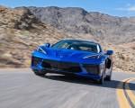 2020 Chevrolet Corvette Stingray (Color: Elkhart Lake Blue Metallic) Front Wallpapers 150x120 (46)