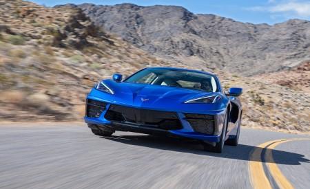 2020 Chevrolet Corvette Stingray (Color: Elkhart Lake Blue Metallic) Front Wallpapers 450x275 (46)