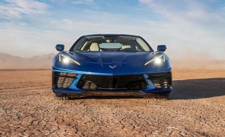 2020 Chevrolet Corvette Stingray (Color: Elkhart Lake Blue Metallic) Front Wallpapers 450x275 (53)