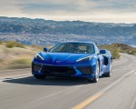2020 Chevrolet Corvette Stingray (Color: Elkhart Lake Blue Metallic) Front Wallpapers 150x120 (47)