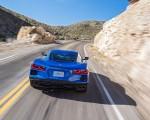 2020 Chevrolet Corvette Stingray (Color: Elkhart Lake Blue Metallic) Rear Wallpapers 150x120 (50)