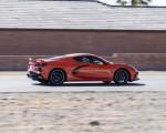 2020 Chevrolet Corvette Stingray (Color: Sebring Orange Tintcoat) Side Wallpapers 150x120 (13)