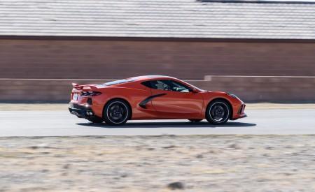 2020 Chevrolet Corvette Stingray (Color: Sebring Orange Tintcoat) Side Wallpapers 450x275 (13)