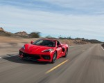 2020 Chevrolet Corvette Stingray (Color: Torch Red) Front Three-Quarter Wallpapers 150x120 (14)